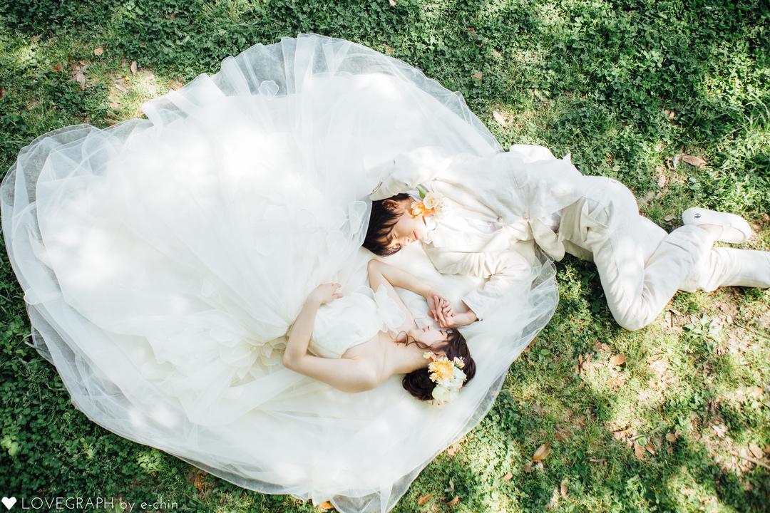 """今の2人をカタチにしたい。夫婦の始まりに選んだのは""""写真だけの結婚式""""。"""