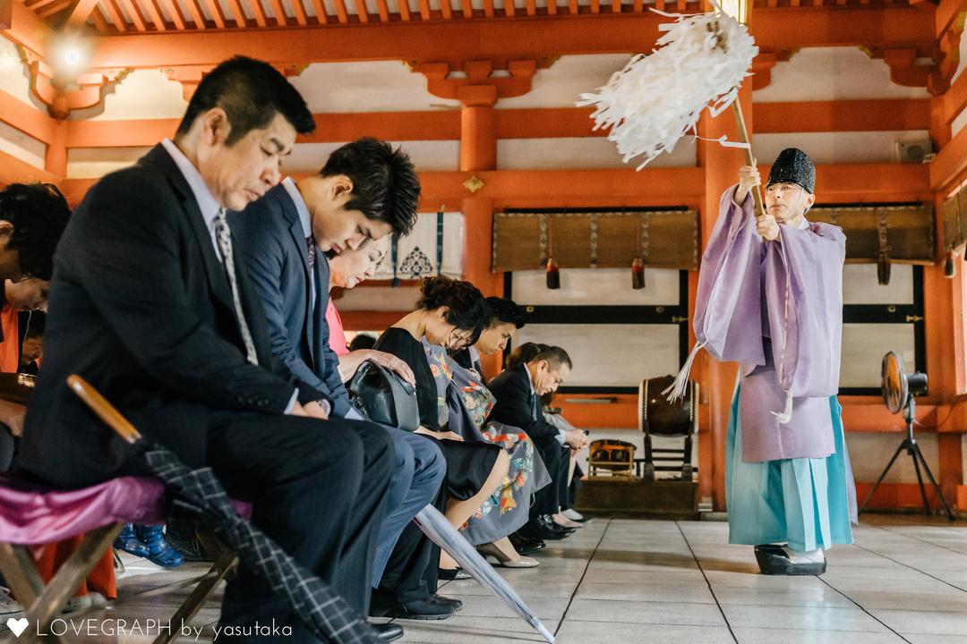 東京水天宮での「お宮参り」人気の理由&写真撮影について  3番目の写真