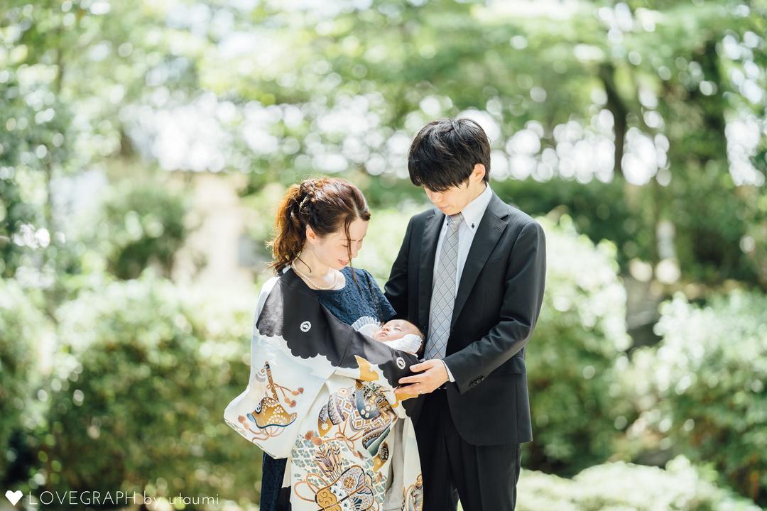 東京水天宮での「お宮参り」人気の理由&写真撮影について  5番目の写真