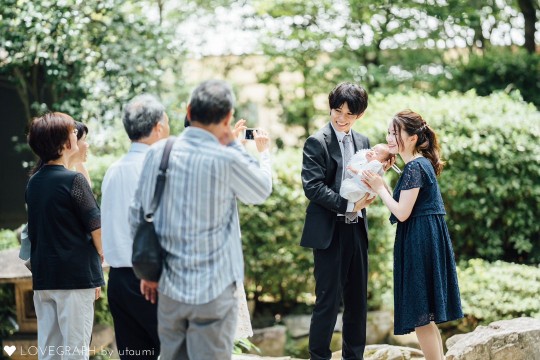 東京水天宮での「お宮参り」人気の理由&写真撮影について  6番目の写真
