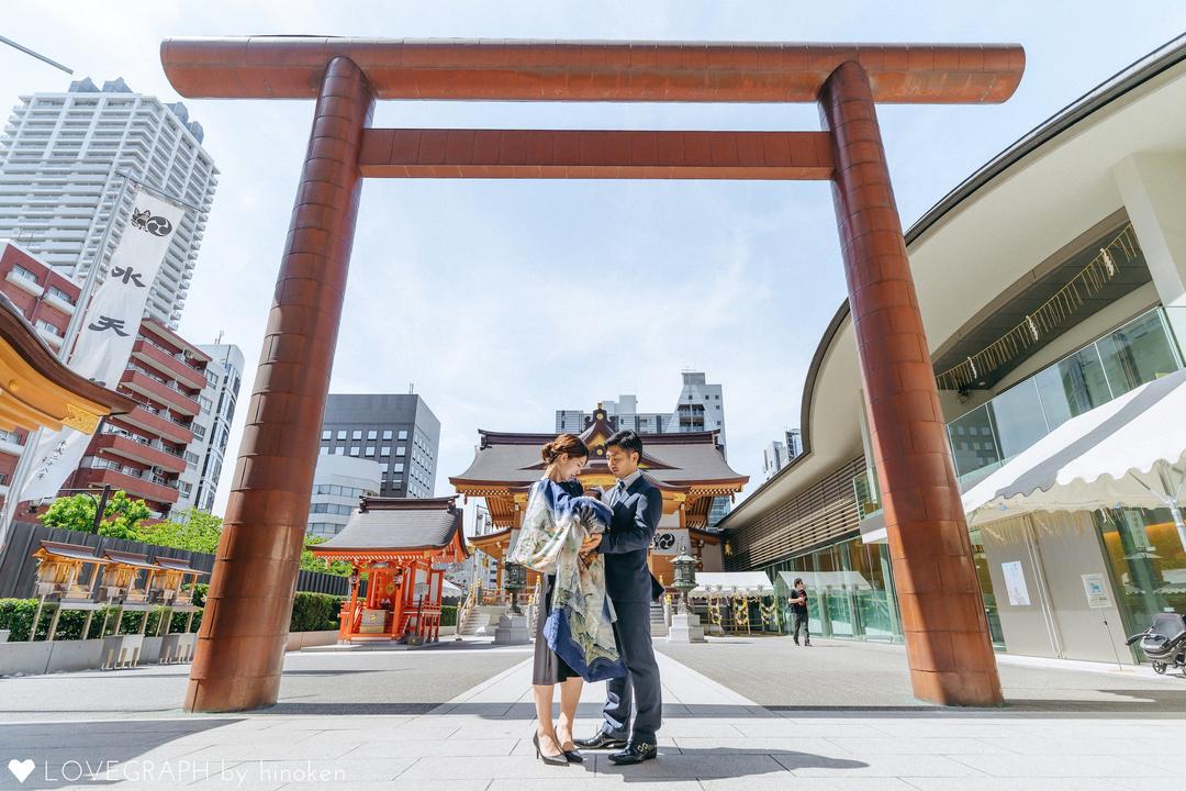 東京水天宮での「お宮参り」人気の理由&写真撮影について  7番目の写真