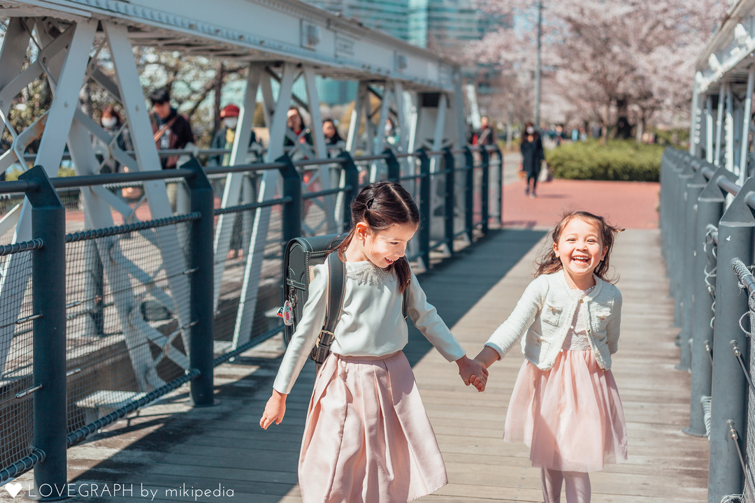 【 おすすめ 】入園・入学の記念をラブグラフで残そう  3番目の写真
