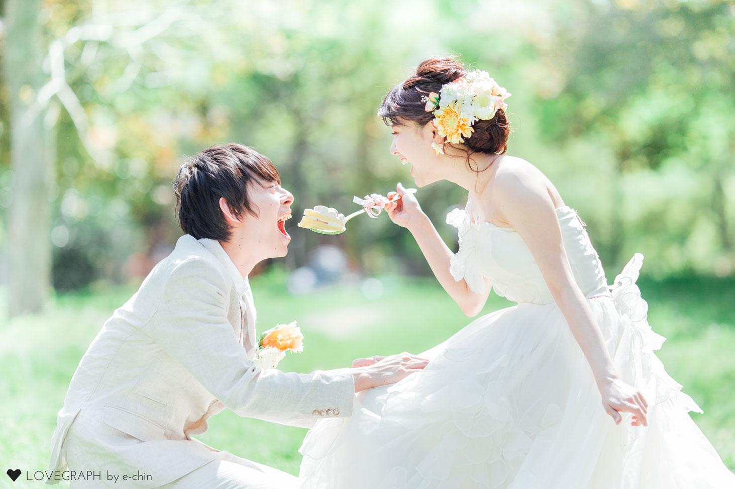 """今の2人をカタチにしたい。夫婦の始まりに選んだのは""""写真だけの結婚式""""。  5番目の写真"""