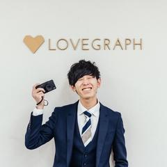 出張撮影・出張カメラマン丨ラブグラフ丨増田 椋太